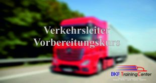 Verkehrsleiter Vorbereitungskurs
